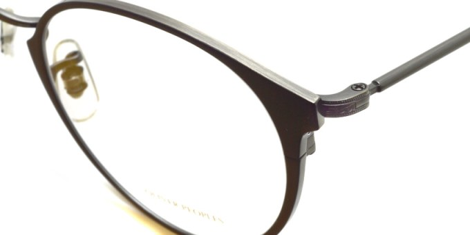 OLIVER PEOPLES / OTTESON - OV1260TD - / 5281 MATTE BLACK - PEWTER / ¥45,000 +tax