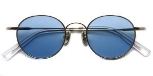 A.D.S.R. / LOU02(b) / Silver - Light Blue / ¥19,000 +tax