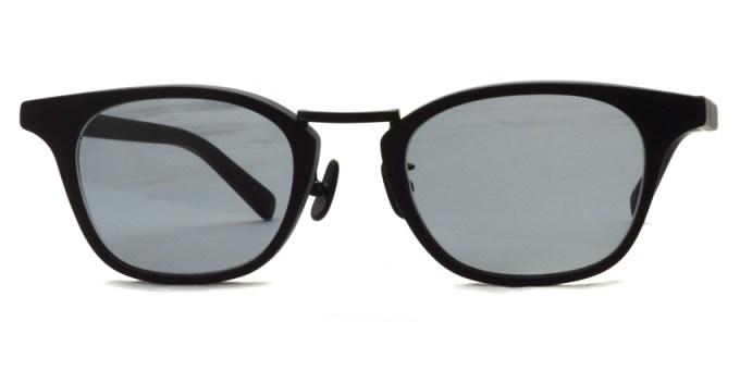 A.D.S.R. / TURNER02 / Matte Black / Shiny Black - Clear Gray / ¥18,000 +tax