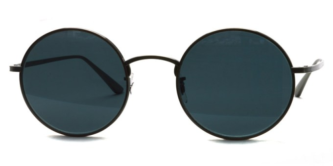 OLIVER PEOPLES THE ROW / AFTER MIDNIGHT - OV1197ST - / 5253R5 PEWTER - Dark Blue / ¥39,000 + tax