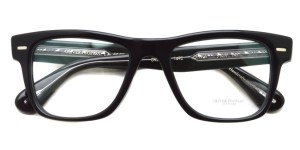OLIVER PEOPLES / OLIVER OV5393F / 1492 Black / ¥36,000 +tax