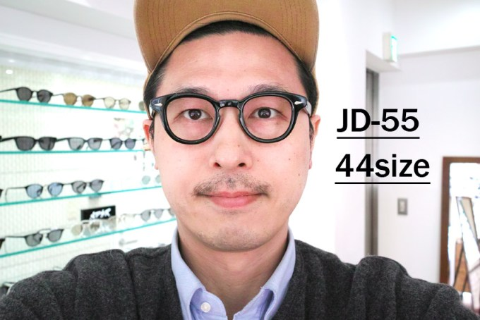 TART OPTICAL ARNEL / JD-55 44size