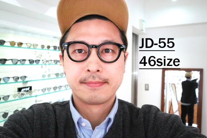TART OPTICAL ARNEL / JD-55 46size