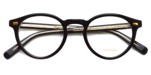 EYEVAN / PUERTO / Piano Black / ¥27,000 +tax