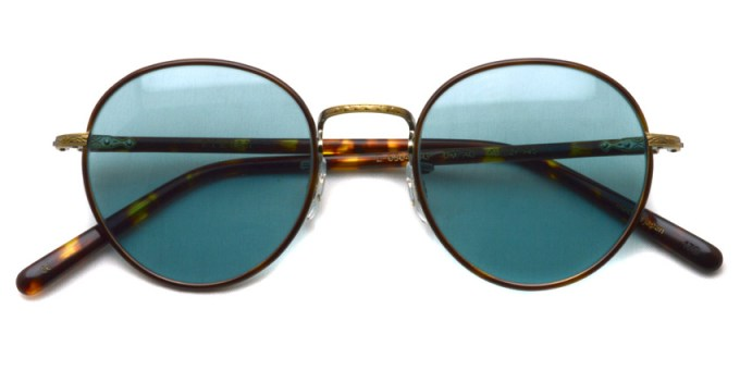 EYEVAN / E-0504 SG / DM/AG-G BLUE / ¥38,000+tax