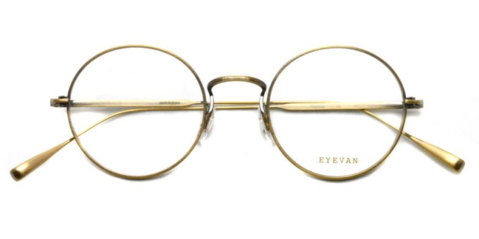 EYEVAN / MARCED / Antique Gold / ¥32,000+tax