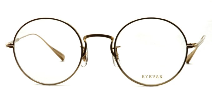 EYEVAN / MARCED / Gold / ¥32,000+tax