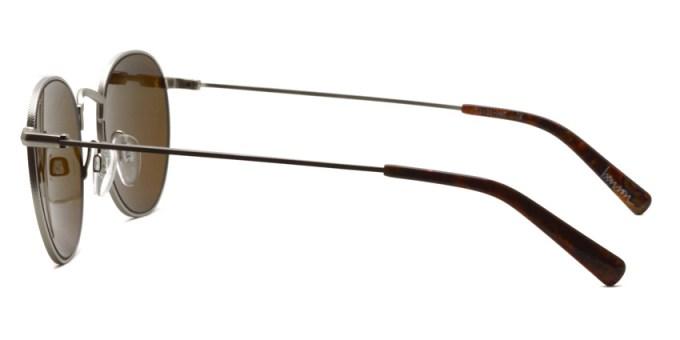 RAEN / BENSON / Silver / Burlwood - Dark Brown Lenses / ¥18,000 +tax