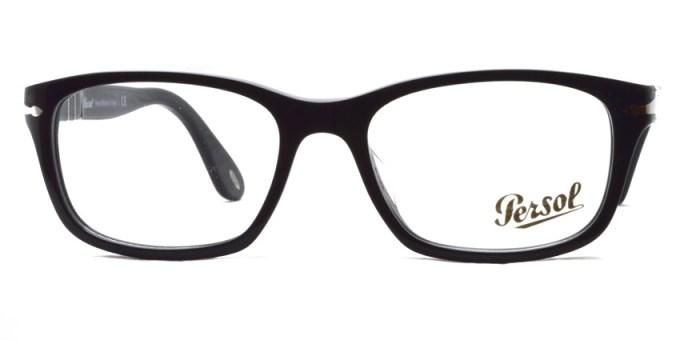 Persol / 3012V-A / 95 Black / ¥23,000 + tax