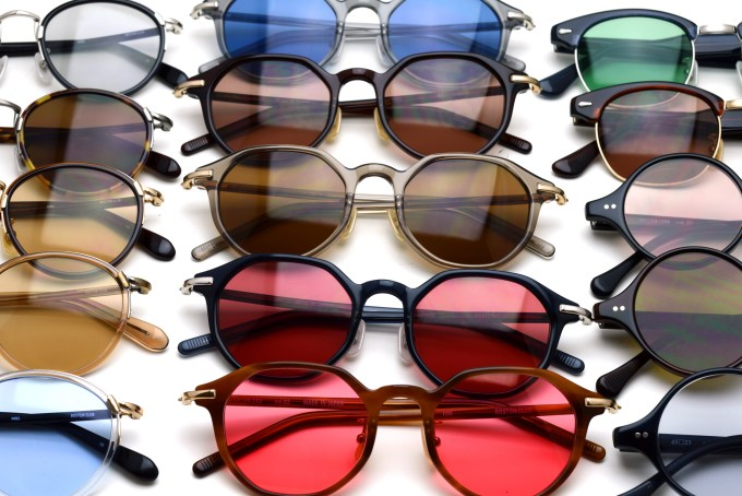 BOSTON CLUB EYEWEAR / 2020 New Colors Launch Event