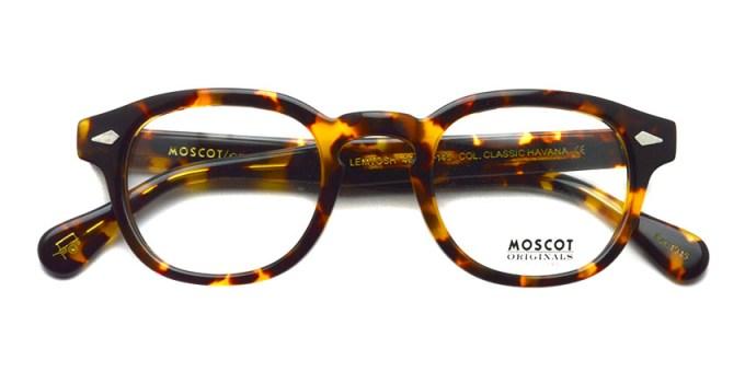 MOSCOT / LEMTOSH / CLASSIC HAVANA / ¥31,000+tax