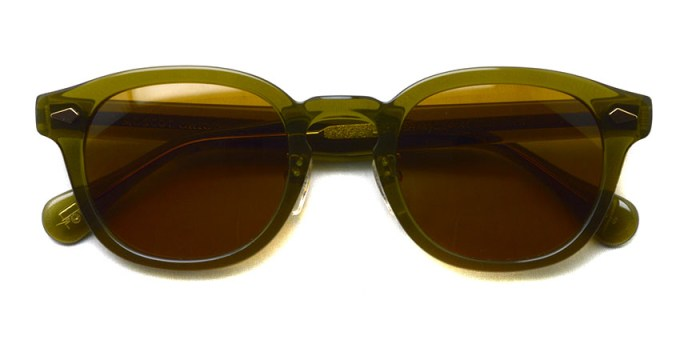 MOSCOT / LEMTOSH / OLIVE Japan Limited Ⅷ - BROWN / ¥35,000 + tax
