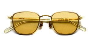 A.D.S.R. / SWABY / 06 Clear Yellow/Antique Gold / ¥20,000+tax