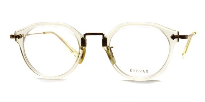EYEVAN / E-0508 / ECR/G / ¥33,000+tax