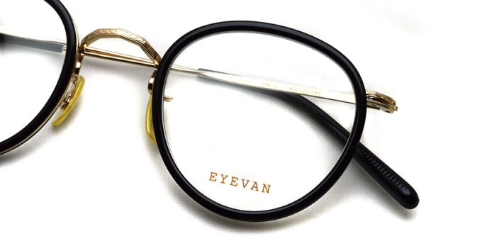 EYEVAN / E-0509 / PBK/G / ¥36,300 (including tax)