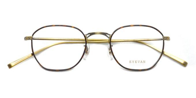 EYEVAN / TALTON / Antique Gold - C / ¥35,000+tax