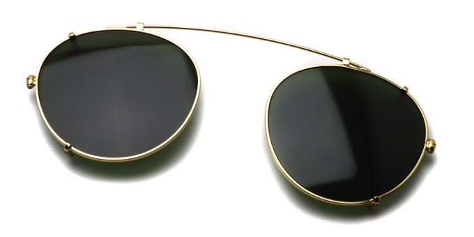 OLIVER PEOPLES / COLERIDGE Clip -OV1186C- / 503571 Gold - G15 / ¥11,000 (include tax)