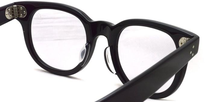 TART OPTICAL ARNEL / F.D.R. / 001 Black / ¥37,000+tax