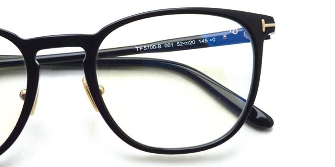 TOMFORD / TF5700-B / 001 / ¥53,900 (include tax)