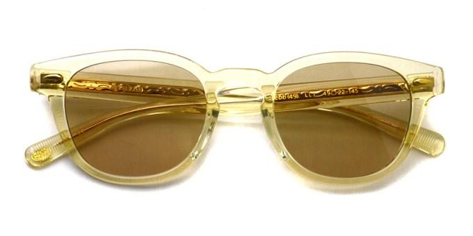 EYEVAN / WEBB SG / LLT - Light Brown lenses / ¥30,000+tax