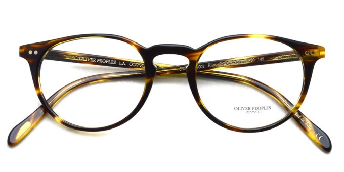 OLIVER PEOPLES / RILEY-R -OV5004 - / 1003 COCOBOLO / ¥29,000 +tax