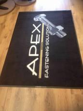 Apex logo mat 1