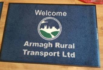 Armagh Rural Transport logo mat 1