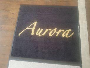 Aurora Logo mat 1