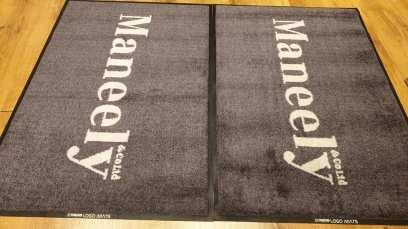 Maneely logo mats 3