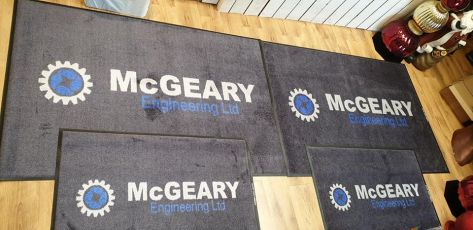 McGeary Engineering logo mat 1