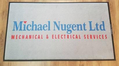 Michael Nugent logo mat 1