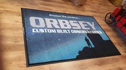 Orbsey logo mat 2
