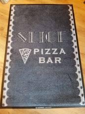 Slice logo mat 1
