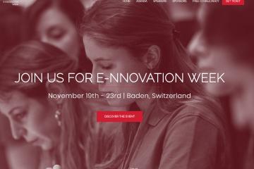 E-innovation Day für Startups