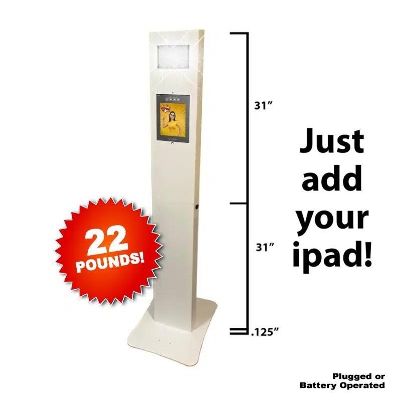Link to PropTrunk.com Enjoy Photo Booth iPad Kiosk