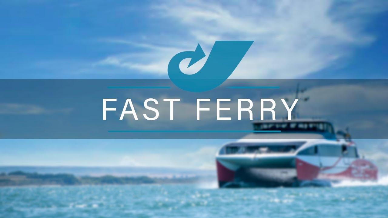 [VIDÉO] HamiltonJet – Ferries à grande vitesse