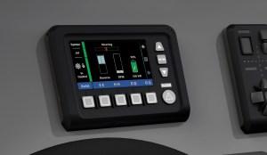 Système de contrôle de la gamme Electro-Hybrid Drive (EHX)
