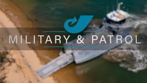 [VIDÉO] HamiltonJet - Navires de patrouille et sécurité maritime