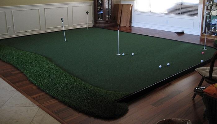 Custom Indoor Green