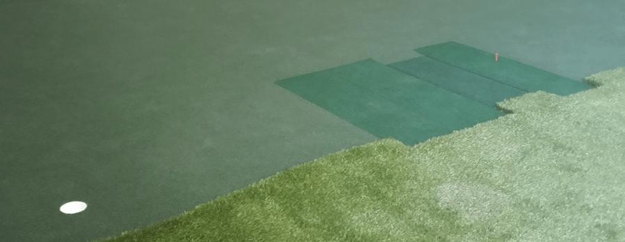 True Strike Inlaid in Putitng Green