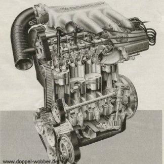 VAG ABF 16v Engine