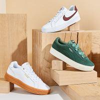 Neue Styles shoppen: Damen Plateau Sneaker