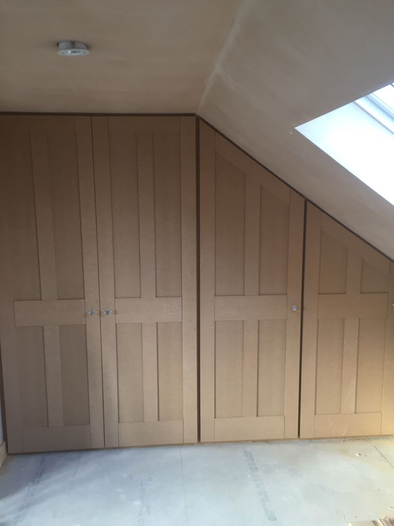 san francisco 2547a a5ca5 Fitted Wardrobes Bespoke Wardrobes Bromley