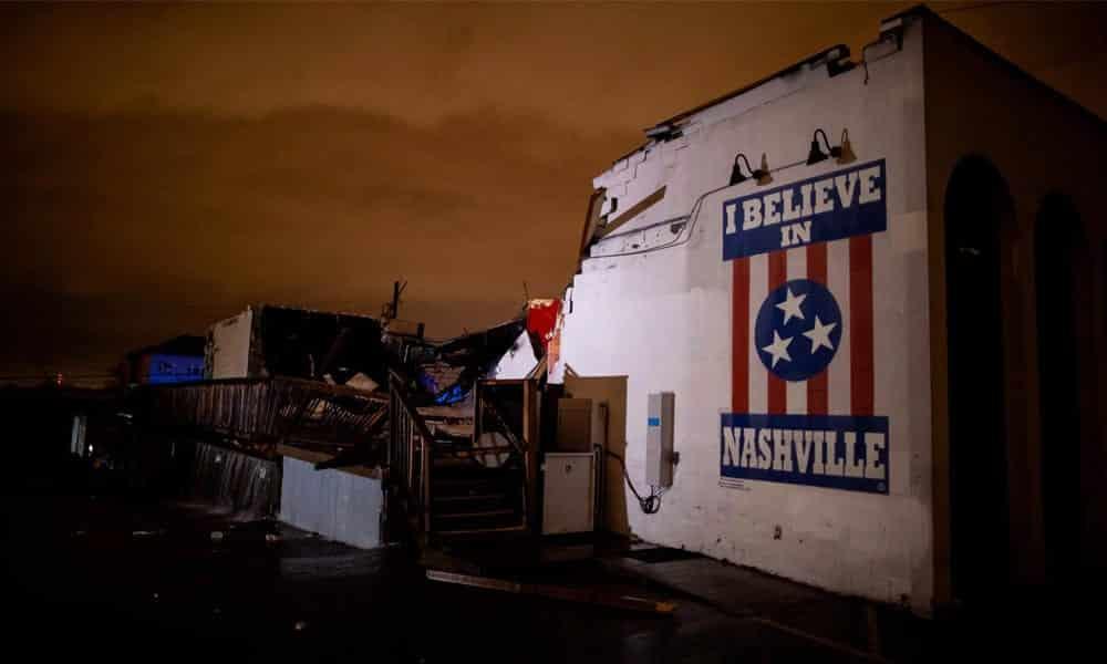 nashville tornado 2020 i believe in nashville banner