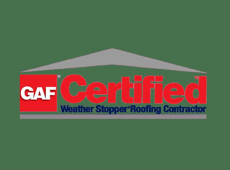 GAF Certified Pro Roofers