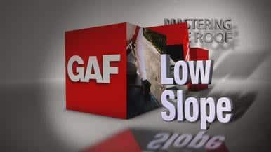 GAF Low Slope
