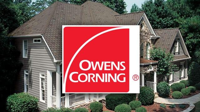 Owens Corning Blog header