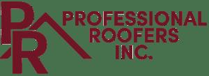 Professional Roofers Inc. Logo