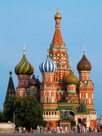 Собор Василия Блаженного. Москва
