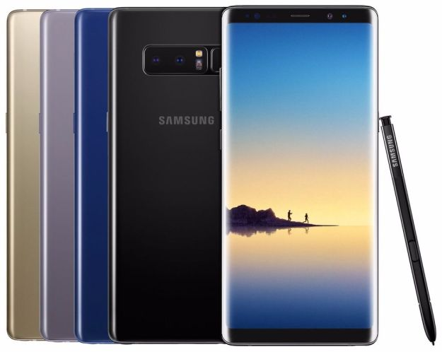 Pros and Cons of Samsung Galaxy Note8
